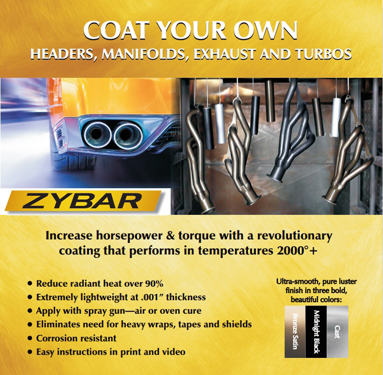 ZyBar DIY Thermal Coatings outperform all others!