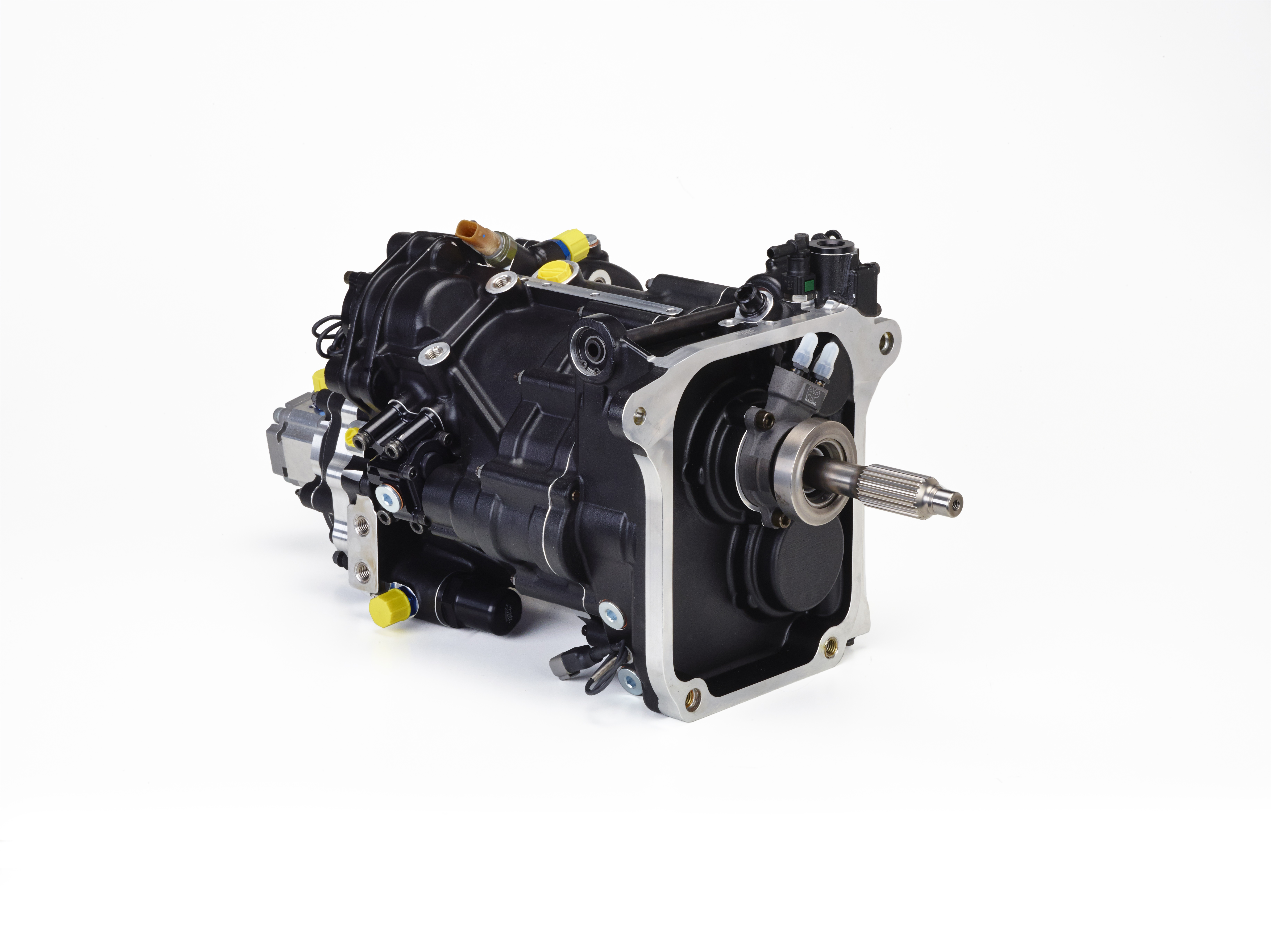 SC 924 Gearbox