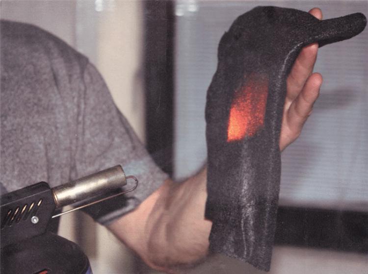 Teknofibra® Heat Resistance Shield