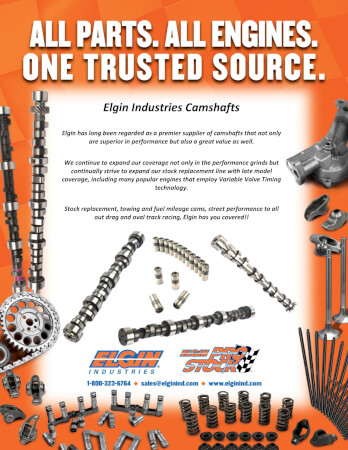 Elgin Camshafts : Made in the USA