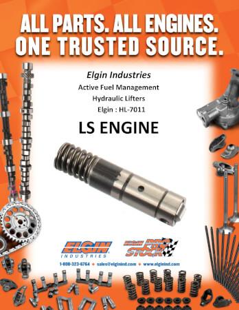 Elgin LS Lifters : Active Fuel Management