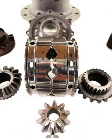 ED44X01 Differential Kit Assembly