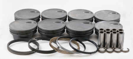 Big Block Chevy 632 Forged PowerPak Piston Kit
