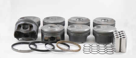 GM 5.3L L83 / LT /EcoTec3 PowerPak Piston Kit