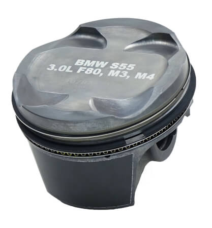 3.0L BMWs PowerPak Piston Kits for S55 and N55 Engines