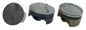 Custom Pistons for Gasoline and Diesel Engine Applications