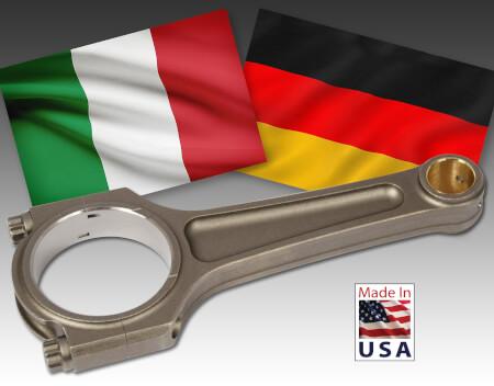 Turbo Tuff® Tri-Beam Rod For 5.2L Lamborghini & Audi V-10