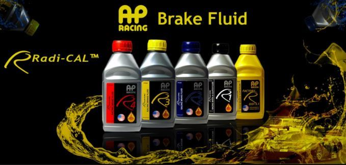 AP Racing Radi-CAL Brake Fluid