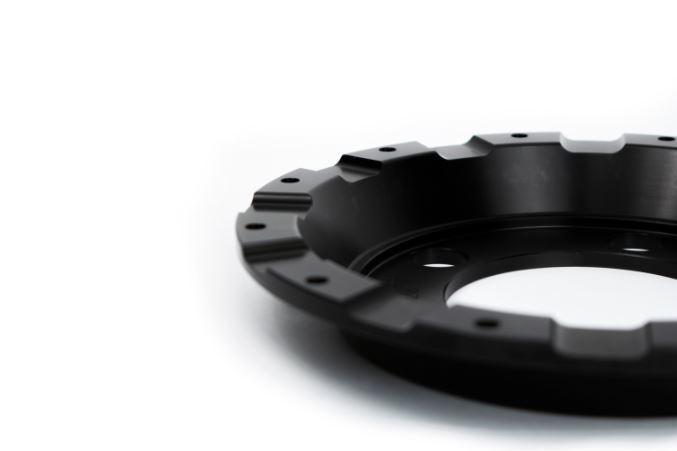 Essex Designed AP Racing 2-piece Competition J Hook Discs