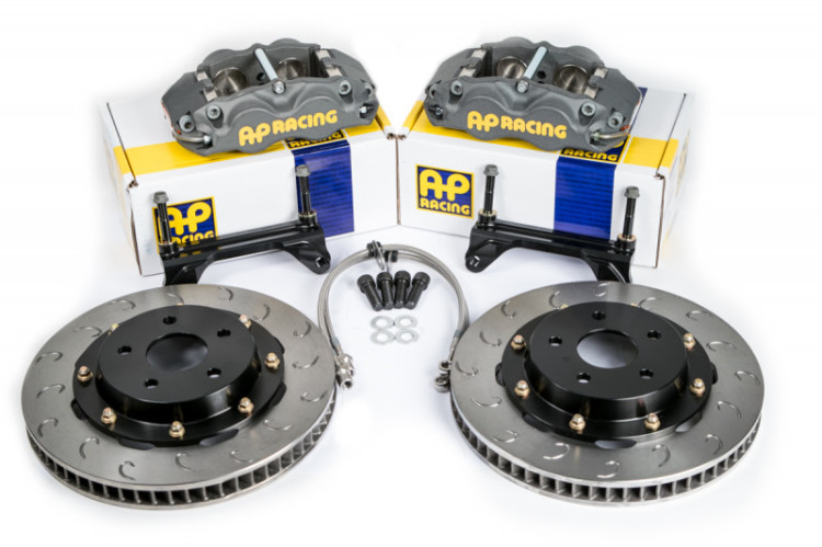 Essex Designed AP Racing Competition Sprint Brake Kit