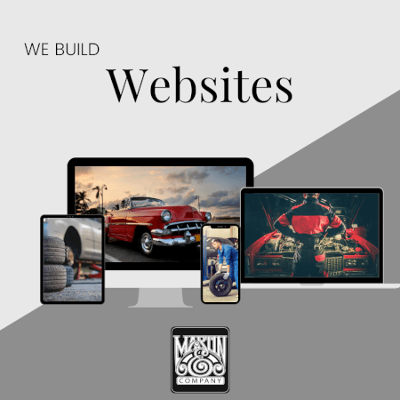Ecommerce Website Build