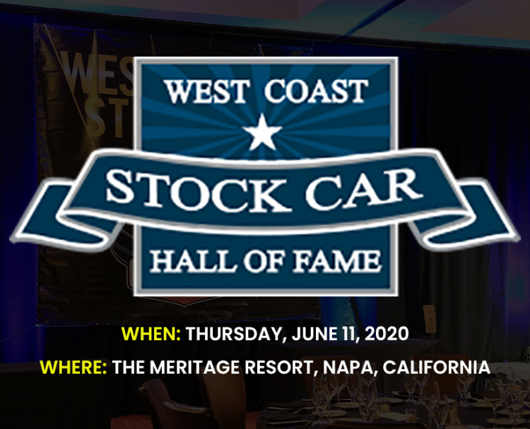 2020 West Coast Stock Car Hall Of Fame Induction Ceremony