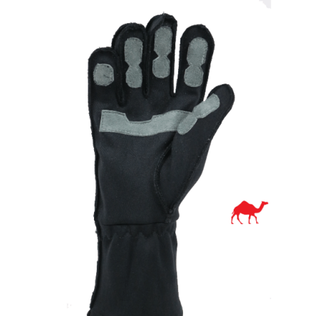 SFI 3.3 Rated Wolverine Black Edition Gloves 2019