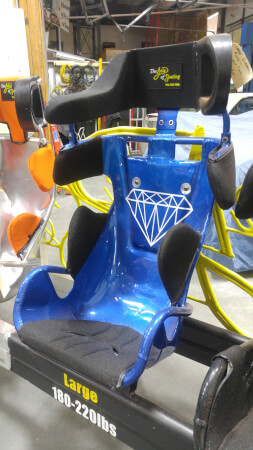 Custom's and Diamond seats