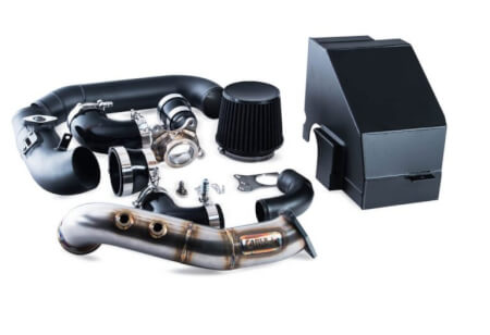 Full-Race FK8 Honda Civic Type-R EFR Turbo Kit