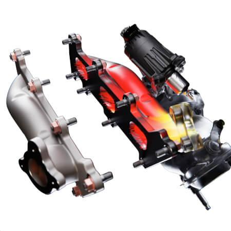 Ford F-150 / Raptor Turbo Manifolds