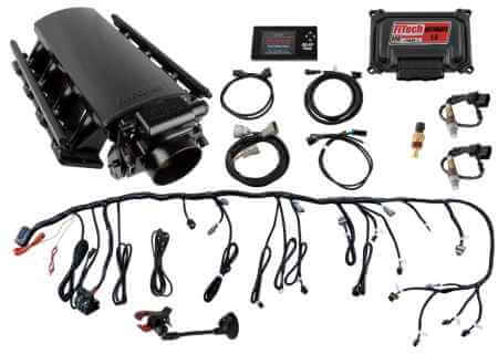 FiTech Ultimate LS1/LS2/LS6 750HP Kit w/ Trans Control 70004