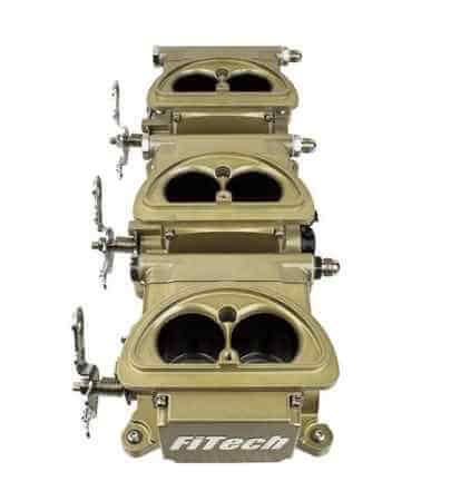 Go EFI Tri-Power 600HP System 39610