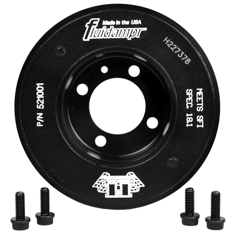 Performance Damper for Mazda B Series Engines (1993 – 2005)