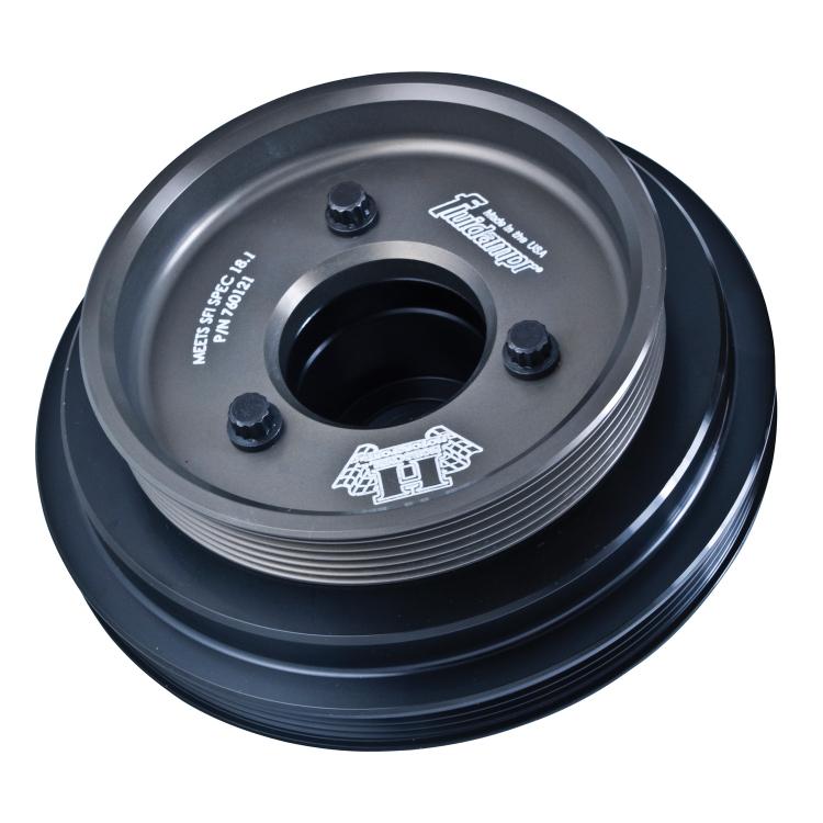 Performance Dampers For Gas & Diesel Engines