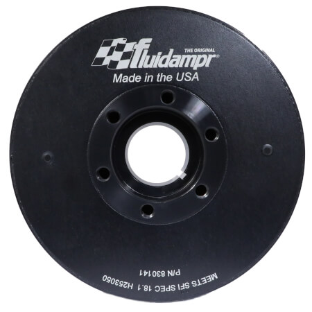 Fluidampr - 2017-2019 GM/Chevy Duramax L5P