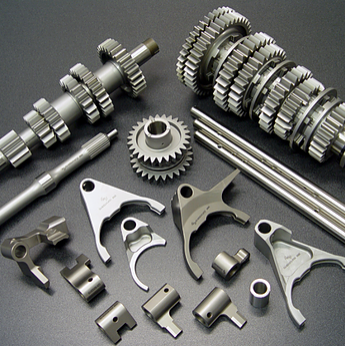 6 Speed Helical Synchro Gear Set - SUBARU BR-Z