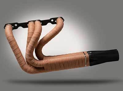 Generation II Copper Exhaust Insulating Wrap