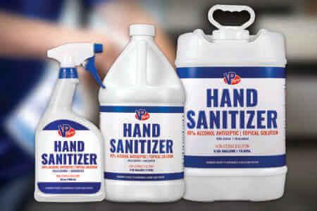 VP Hand Sanitizer