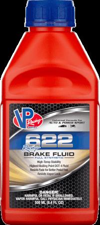 622 Brake Fluid Full Synthetic