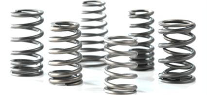 Precision Springs - for valves, clutches, chassis, etc.