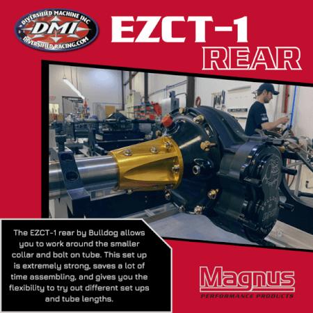 EZCT-1 Rear