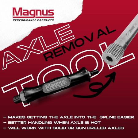 Magnus Axle Removal Tool