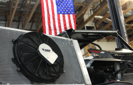 High Performance Brushless Radiator Fans