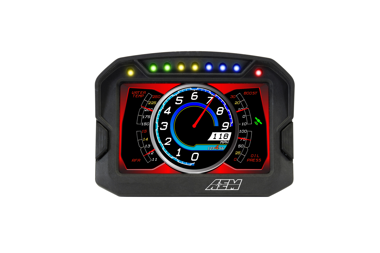 "CD-5 Carbon 5"" Color Digital Dash Displays"
