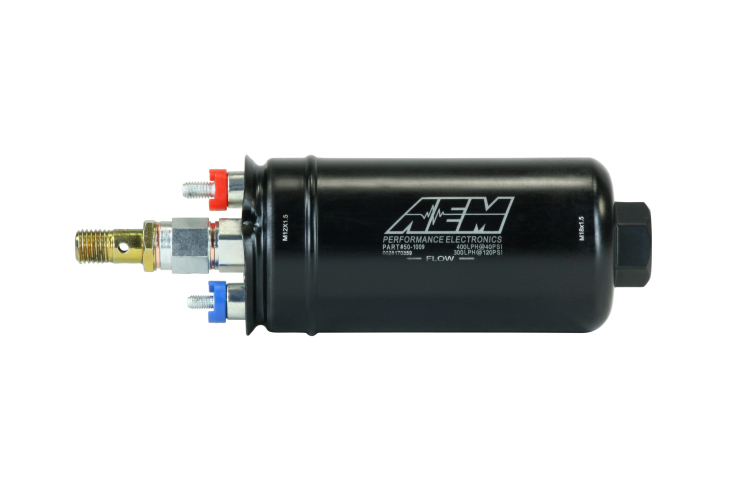 E85-compatible In-Tank Fuel Pumps
