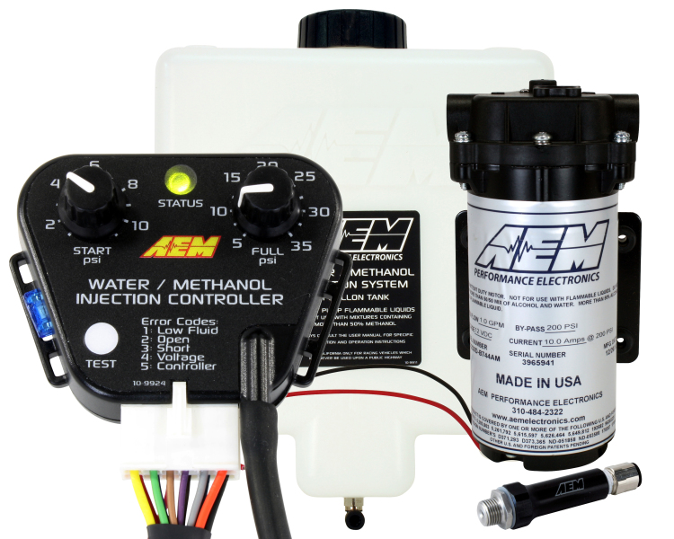 Water Methanol Injection Systems