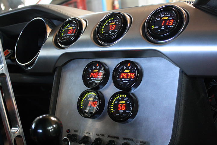 X-Series Digital Gauges
