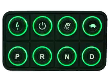 8-Button CAN Keypad