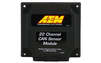 22 Channel CAN Sensor Module