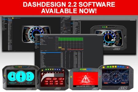 DashDesign Software v2.2