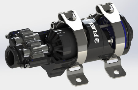 40501 Pro Series Spur Gear pump