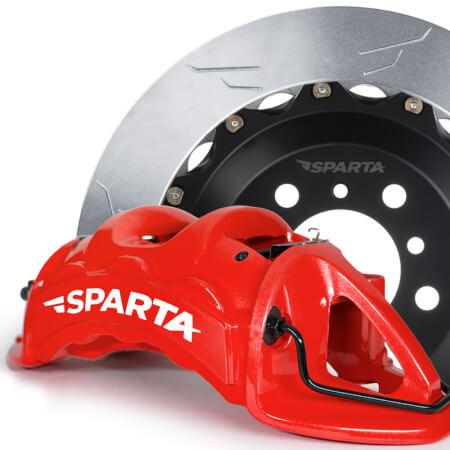 Athena Universal Big Brake Kit - for custom applications