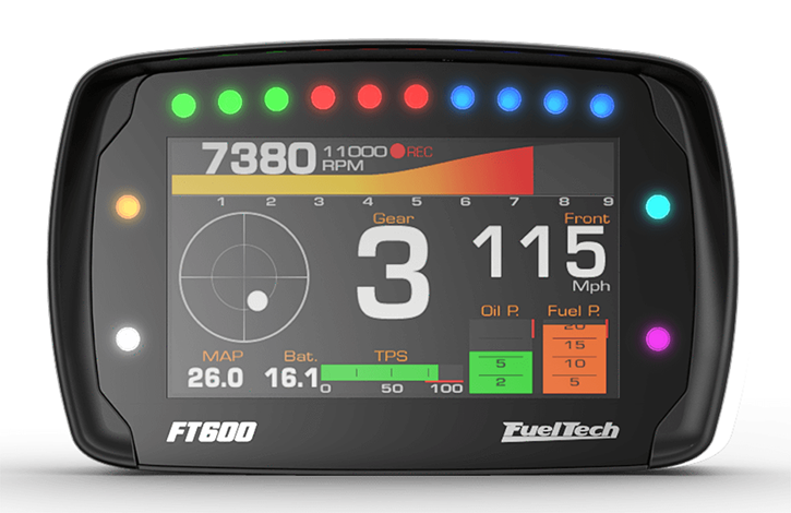 FuelTech FT600 EFI System