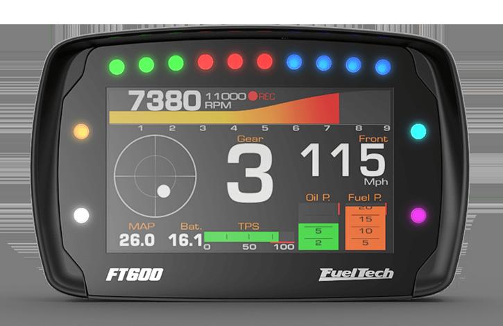 FT600 EFI System