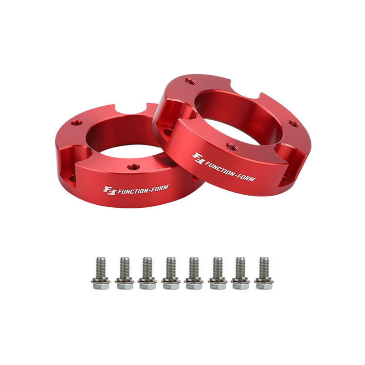Function and Form Suspension Toyota Leveling Kits
